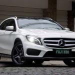 Mercedes GLA une luxo e diversão