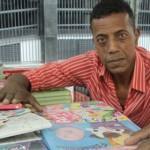 Feira de Livros terá 'Café com Letras'