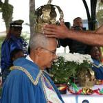 Rei e Rainha ganham centenas de 'filhos'