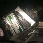 Ônibus da linha 12 teria ficado sem freio, diz jornal