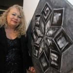 Exposição reúne obras de Linda Fuga no Centro Cultural