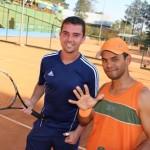 Diego Firmino e Darcio Santos