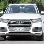 Audi Q7 surpreende entre os SUVs