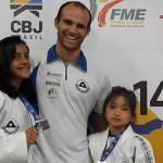 Alto Tietê garante oito medalhas em SC