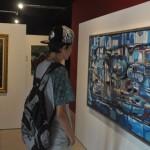 Salão de Artes Plásticas reúne 28 obras no Centro Cultural