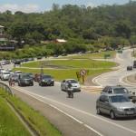Mogi-Bertioga tem trânsito intenso nos dois sentidos