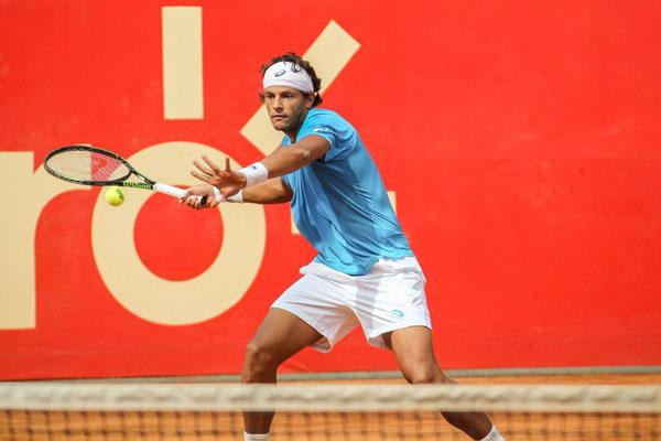 Agora Feijão ocupa a posição 125 no ranking ATP.  (Foto: Divulgação)