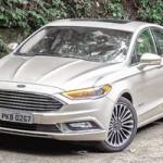 Fusion Hybrid une luxo à economia