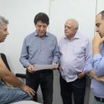 Hospital Luzia será base para helicóptero Águia