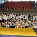 Judocas buscam vagas no Paulista