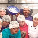 Grupo da Apae aprende a cozinhar