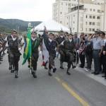Mogianos mantêm a tradição do desfile cívico-militar no aniversário da Cidade