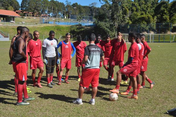 Alvirrubro define lista de 30 jogadores para a competição. (Foto: Arquivo