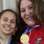 Mogi fatura 11 medalhas no Interestadual